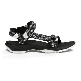Teva W's Terra FI Lite Sandals Atitlan Black/White